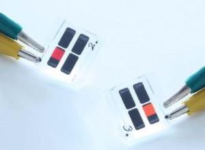 Farblich durchstimmbare LEDs ohne Schwermetalle aus Silizium
