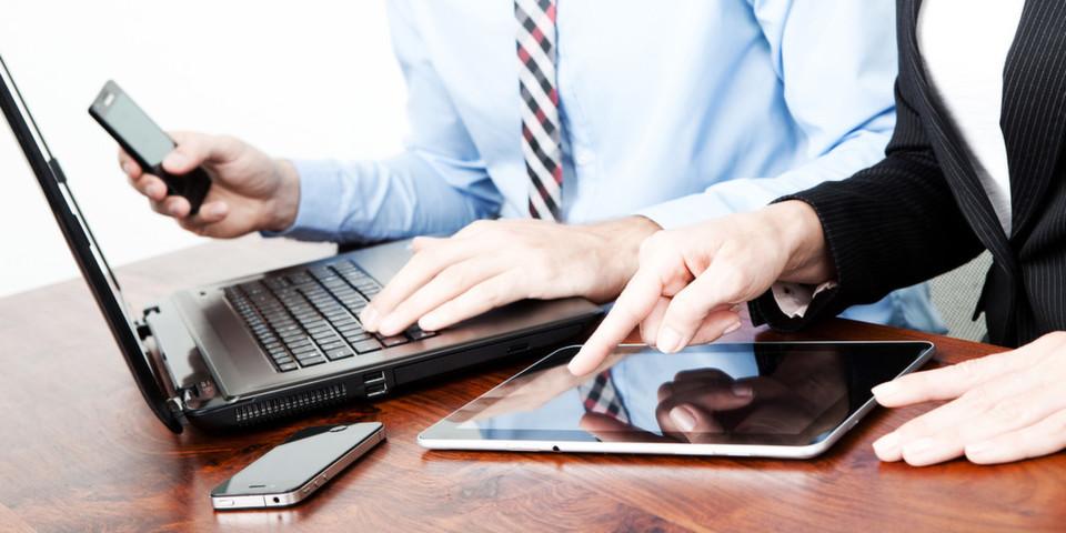 Mit den richtigen Maßnahmen können Unternehmen von BYOD profitieren.