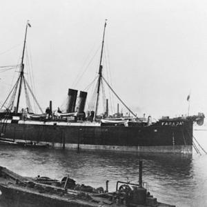1874: Das Siemens-Kabelschiff Faraday