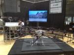 Mit 18 Propellern lässt sich Gewicht heben. E-Volo arbeitet an neuen Flugkonzepten. (Halle 16, Stand D30)
