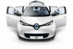 Kompaktlimousine ZOE: Crashtest-Top-Noten beim Erwachsenen- und Kinderschutz, der Fußgängersicherheit sowie bei der Ausstattung mit Sicherheits- und Assistenzsystemen beim Euro-NCAP