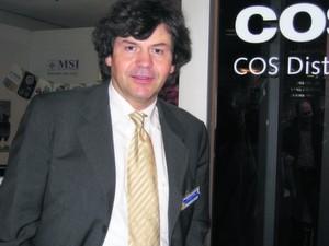 Michael Krings, Tiscon-Vorstand und COS-Geschäftsführer: »Wir wollen nicht diktieren, sondern eine Plattform für Partnerschaften bieten«.