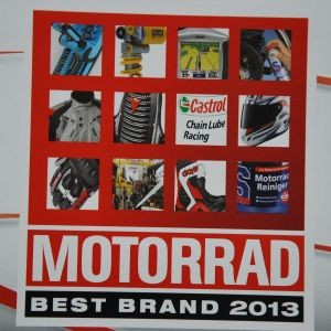 """Motorrad """"Best Brand 2013"""": Die Dominatoren der Branche"""