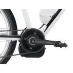 BMW Cruise e-Bike: Als Antrieb ist ein BOSCH el. Motor im Tretlager integriert, Leistung: 250 W, max. 50 Nm, inkl. Ladestation (funktioniert an jeder Haussteckdose)