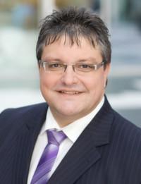 Dirk Backofen, Leiter Marketing Geschäftskunden Telekom Deutschland.