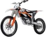 """KTM E-Motocross Motorrad """"Freedride"""": Der Elektromotor für das Gefährt stammt von Heinzmann"""