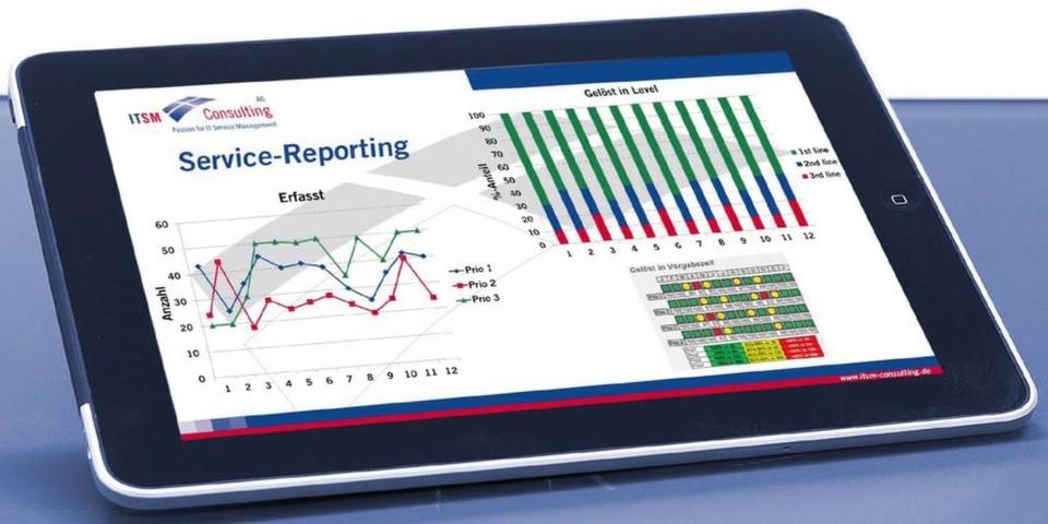 Service-Reporting wird immer wichtiger, weist aber oft Schwächen auf. Der Leitfaden der ITSM Consulting AG soll Lösungsansätze bieten.