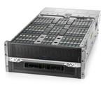Das HP-Moonshot-Chassis ist 4,3 Höheneinheiten hoch und mit 45 Inte-basierten Servern ausgestattet.