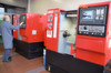Industrielles CNC-Ausbildungskonzept