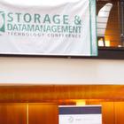 Storage & Datamanagement Technology Conference 2013 in Hamburg