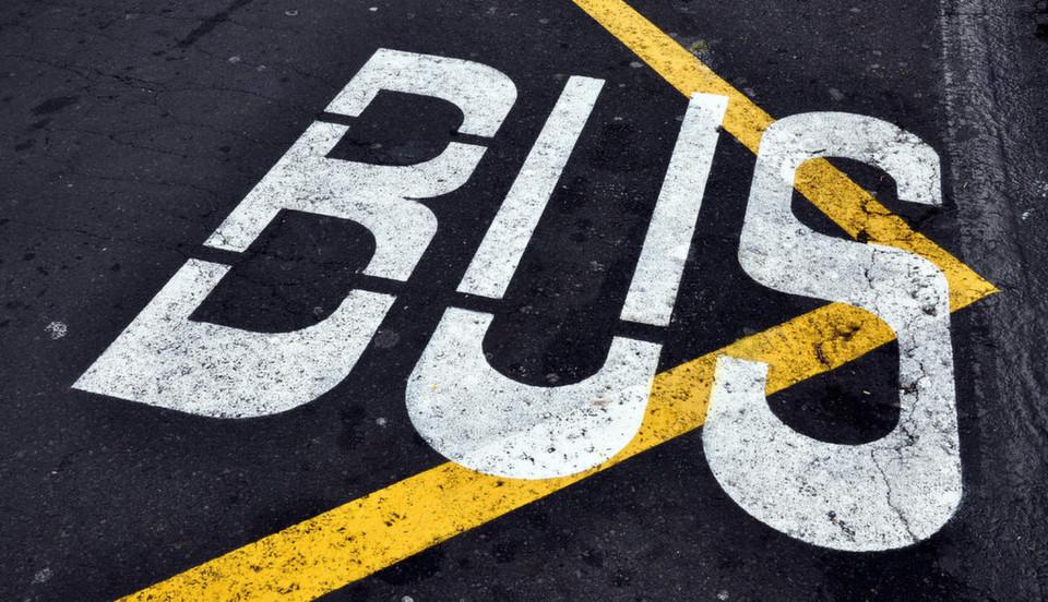 Auch Applikationen nehmen den Bus, den Enterprise Service Bus.