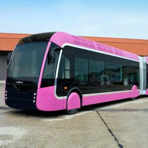 """Im Rahmen des Verkehrsprojektes """"Mettis"""" liefert der Siemens-Geschäftsbereich Drive Technologies ein Hybridantriebssystem für Busse. Der belgische Hersteller Van Hool will 27 Fahrzeuge damit ausrüsten."""