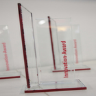 Verleihung Innovation Award auf der Powtech