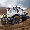 Der neue Unimog  ein Typ fr fast alles