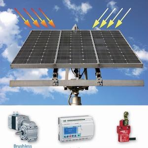 Solar nachführung steuerung