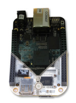 Beaglebone Black: 1-GHz-Linux-PC-Platine