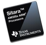 Sitara AM335x von Texas Instruments: Der 1 GHz getaktete ARM-Cortex-A8-Prozessor ist Grundlage des Beaglebone Black