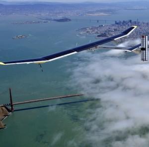 Solarflugzeug startet Amerika-Überquerung