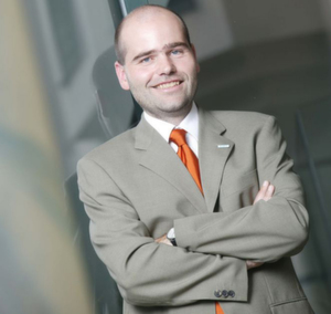 Ralf Gärtner, Vorstand Marketing und Vertrieb
