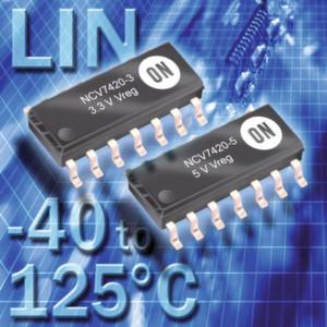 SBCs wie dieser NCV7420 ermöglichen kleinere Module, da sie die Stromversorgung und Datenanbindung auf einem monolithischen Chip vereinen