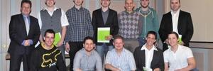 Grosse Diplomfeier für Produktionsfachleute und Produktionstechniker HF