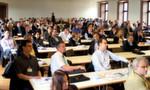 Etwa 200 Teilnehmer waren dem Ruf der Processnet-Arbeitsgruppe Reaktionstechnik nach Würzburg gefolgt.