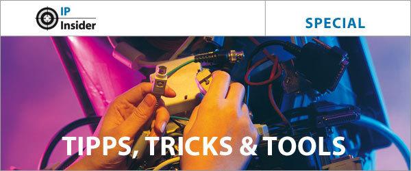 Zum Special Tipps, Tricks & Tools