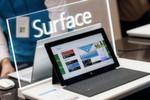 """Das Surface Pro kommt mit """"richtigem"""" Windows und soll professionelle Anwender ansprechen."""