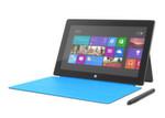 ...aber auch die vom Surface RT bekannte,quietschbunte Variante Touch-Cover.