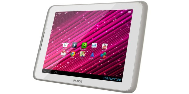 Archos-Tablet mit 3G kostet 199 Euro