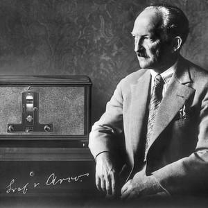 1903: Telefunken wird gegründet