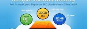 SSD Cloud Server ab 5 US-Dollar pro Monat