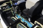 """PSA Peugeot Citroen stellte am 22. Mai in Deutschland die """"Hybrid Air""""-Technik vor. Diese ist nur ein Beispiel der Kooperation von Automobilhersteller und Zulieferer beim Thema Hybridfahrzeuge."""