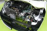 """Bei dem System, das der Hersteller gemeinsam mit Bosch entwickelte, ersetzt ein """"Blasenspeicher"""" mit Druckluft die Hochvoltbatterie und ein Hydraulikantriebssystem den Elektromotor."""