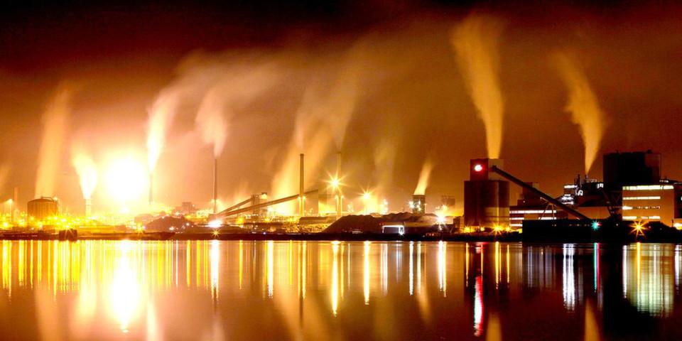 Heiße Phase: Bei Tata Steel Europe wurde die Zwei-Faktor-Authentifizierung komplett umgestellt.
