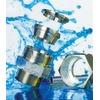 Klemm-Keilring-Verschraubungen sichern leckagefreie Rohrverbindungen