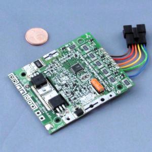 Das Batterie-Management-System: Seine Sicherheitsfunktionen sorgen für einen störungsfreien Betrieb des Akkupacks