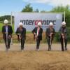 Spatenstich für Neubau der Intercontec-Firmengruppe