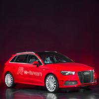 Audi tron-Modelle: Unterwegs mit Strom und Gas