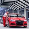 Audi A3 Limousine läuft in Ungarn vom Band