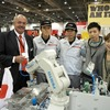 Nachwuchsförderung auf der World Skills in Leipzig 2013