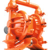 Saving up to 60% of Pressurized Air with in AODD Pumps
