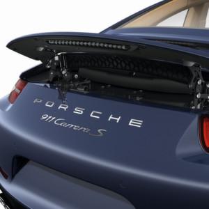 Porsche erhöht Gewinn bei stagnierendem Umsatz