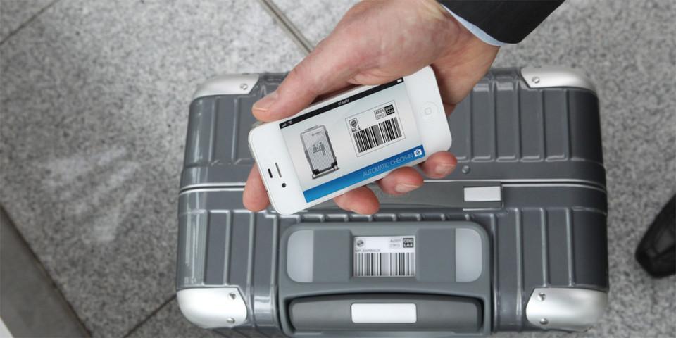 Bag2Go: Der intelligente Koffer mit Fluggepäck-Ortung über RFID und GPS.