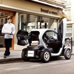 Urbaner Mini-Transporter: Renault Twizy Cargo
