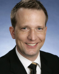 Thomas Ahlers, Mitglied der Geschäftsleitung.