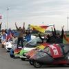 Die größte Elektroauto-Rallye Europas will Weltrekord brechen
