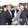 Prince of Wales visits Yamazaki Mazak in UK