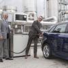 Erste industrielle Power-to-Gas Anlage für Audi gebaut