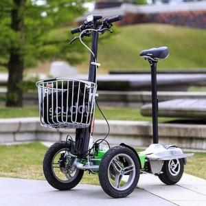 Scuddy: Variabel einsetzbarer Cityflitzer mit Energierückgewinnung